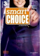 کتاب smart choice 3