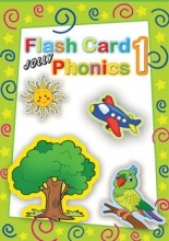Jolly Phonics1 Flash Cards فلش کارت جولی فونیکس