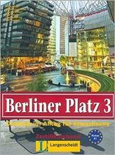 کتاب Berliner Platz, Band 3 - Lehr- und Arbeitsbuch 3: Deutsch im Alltag für Erwachsene