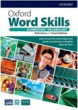 کتاب آکسفورد ورد اسکیلز المنتری ویرایش دوم Oxford Word Skills Elementary 2nd رحلی