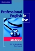 کتاب پروفشنال انگلیش این یوز مدیسین Professional English in Use Medicine