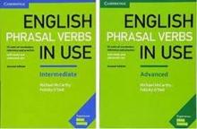 مجموعه 2 جلدی انگلیش فریزال ورب این یوز English Phrasal Verbs in Use