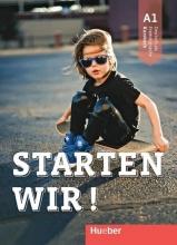 کتاب اشتارتن ویر Starten wir! A1: kursbuch und Arbeitsbuch mit CD انتشارات رهنما