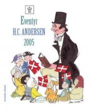 کتاب داستان دانمارکی ایونتری Eventyr
