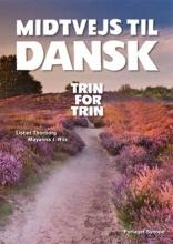 کتاب دانمارکی Midtvejs til dansk - trin for trin سیاه و سفید