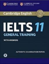 کتاب IELTS Cambridge 11 General+CD
