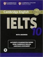کتاب آیلتس کمبیریج IELTS Cambridge 10+CD