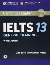 کتاب IELTS Cambridge 13 General+CD