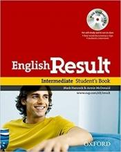 کتاب English Result Intermediate Student Book