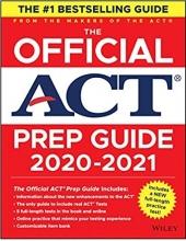 کتاب آفیشال ای سی تی The Official Act Prep Guide 2020 2021
