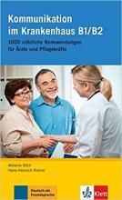 کتاب Deutsch im Krankenhaus: Kommunikation im Krankenhaus B1/B2