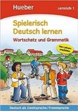 کتاب Spielerisch Deutsch lernen: Lernstufe 1 - Wortschatz und Grammatik
