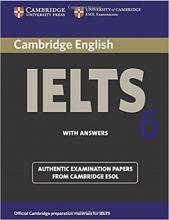 کتاب آیلتس کمبیریج IELTS Cambridge 6+CD