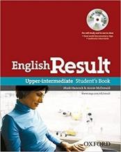کتاب English Result Upper-intermediate Student Book