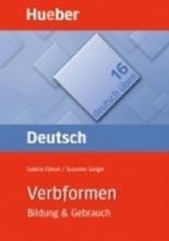 کتاب Deutsch üben Band 16: Verbformen