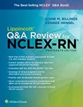 کتاب Lippincott Q&A Review for NCLEX-RN (Lippincott's Review For NCLEX-RN) Thirteenth, North American Edition 2020