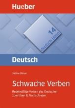 کتاب Deutsch üben Band 14: Schwache Verben