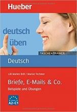 کتاب Deutsch üben Taschentrainer. Briefe, E-Mails & CO
