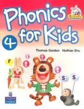 کتاب فونیکس فور کیدز Phonics For Kids 4 Book
