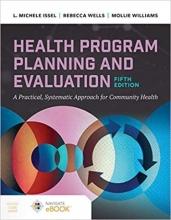 کتاب Health Program Planning and Evaluation: A Practical Systematic Approach to Community Health, 5th Edition
