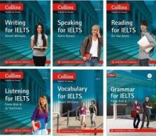 مجموعه 6 جلدی Collins English for Exam