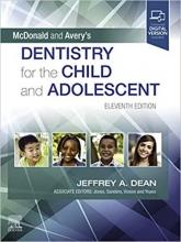 کتاب McDonald and Avery's Dentistry for the Child and Adolescent - E-Book, 11th Edition