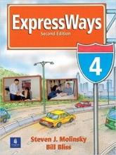 کتاب آموزشی اکسپرس ویز Expressways Book 4 (2nd) SB+WB+CD