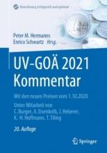 کتاب آلمانی UV-GOÄ 2021 Kommentar: Mit den neuen Preisen vom 1.10.2020