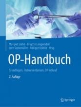 کتاب پزشکی آلمانی OP-Handbuch: Grundlagen, Instrumentarium, OP-Ablauf