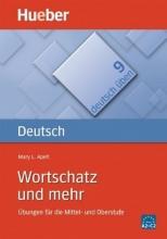 کتاب Deutsch Uben: Wortschatz und mehr