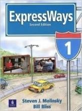 کتاب آموزشی اکسپرس ویز Expressways Book 1 (2nd) SB+WB+CD